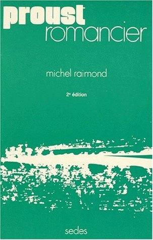 Proust romancier de Michel Raimond  …C'est sans doute l'un des ouvrages le plus sympa parmi les études proustiennes renomées que j'ai déjà lues ;) - 90年代のプルースト論のなかで、テクスト分析よりのものとしては知名・重要な研究書ですが、もしかしたら、これまでに僕が読んだプルースト論のなかでいちばんサンパで読みやすい(ドゥルーズ以上に!)一作かもしれません。。5年前、M1の論文を書く前に読んでいたらほんとによかったのになぁ。。という気がします。後悔、先に立たず、ですw  http://www.amazon.fr/exec/obidos/ASIN/271811519X/yuichihiranak-21