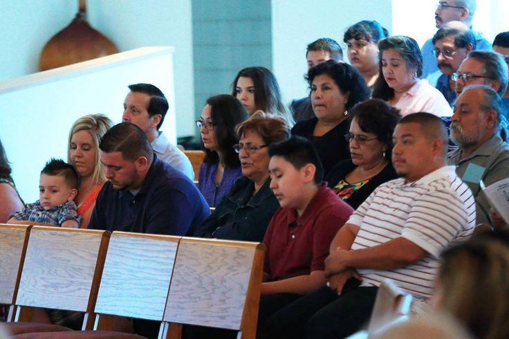 Más de 3.000 fieles en Misa en español: la nueva cara del catolicismoamericano