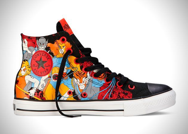I just got these Thundercat Converse All Stars for my birthday. THEY ROCK!!