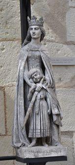 Statuette Marguerite d'Anjou