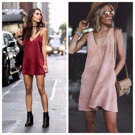 Cosas que las mujeres compramos por moda y nunca utilizamos - vestidos
