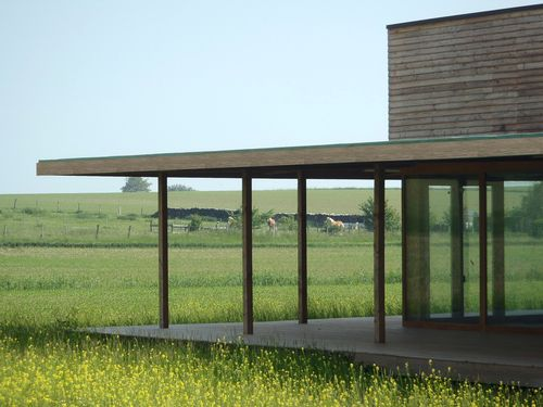 Heintz-Kehr architects — Village Hall in Hunspach