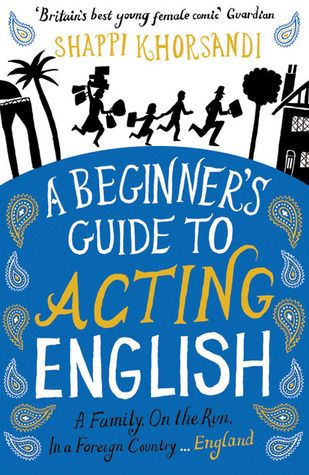 A Beginner's Guide to Acting English.  Book One of the Merl-hoes Book Club.