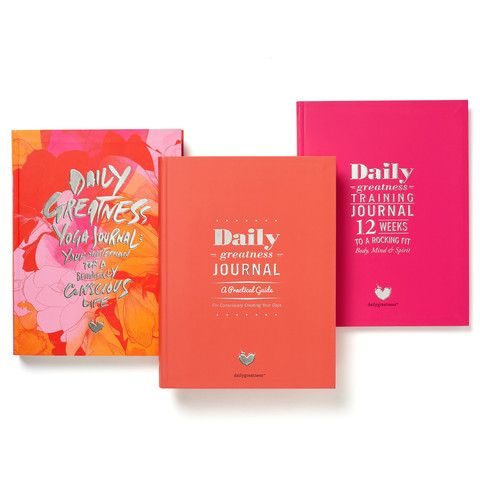 ***All our journals and planners are undated so you can start anytime*** Arguably the most comprehensive and stunning business planner on the market, the latest planner in the Dailygreatness series is