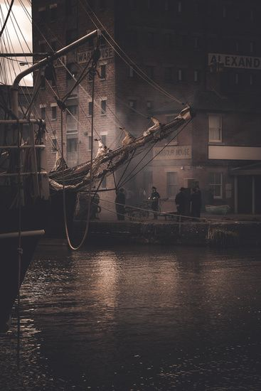 Homecoming at last. (Frederick Ardley Photography - SHIPS OF THE PAST)