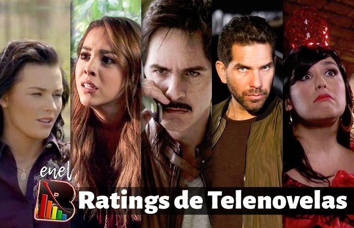 El Chema le da a Telemundo la victoria del primetime hispano  Ratings 27 a 31 de Marzo  #EnElBrasero  http://ift.tt/2o2roRh