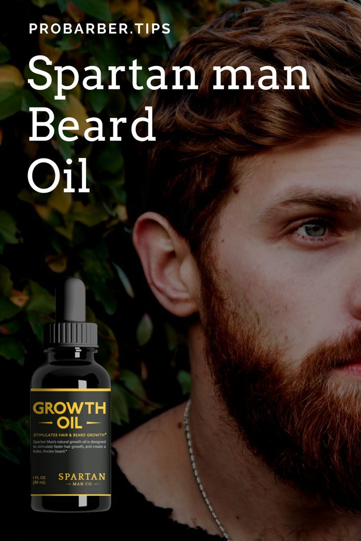 spartan growth beard oil: review 2018 does growth oil really work