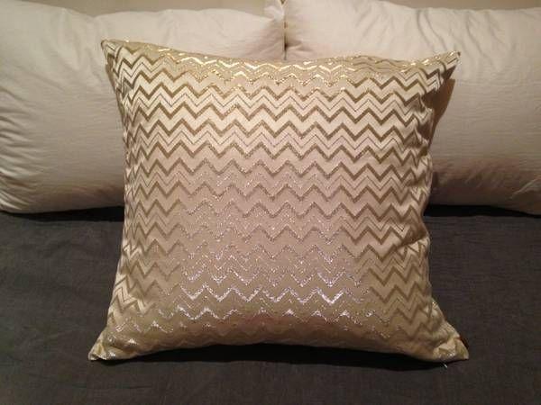 "Missoni ""Leeka"" Pillow"