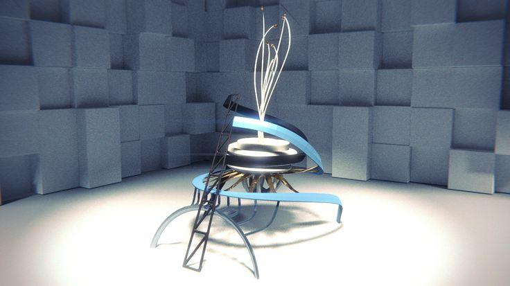 U-rss OD-i_see Z.M1 3D sculpture