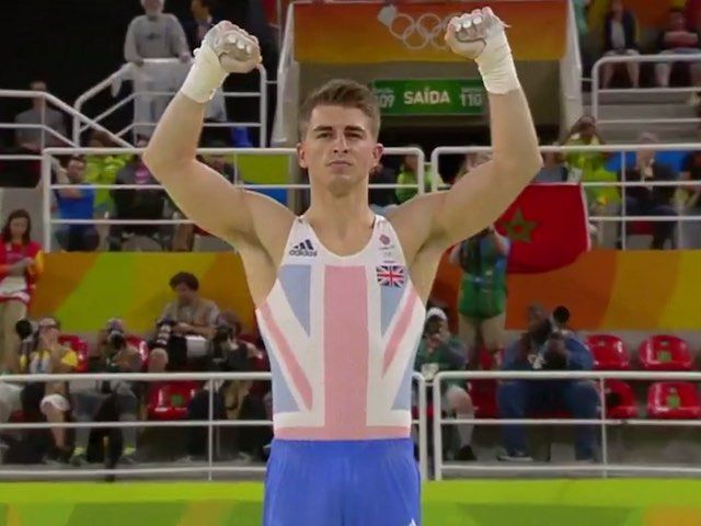 Result: Max Whitlock makes history with gymnastics bronze for Great Britain