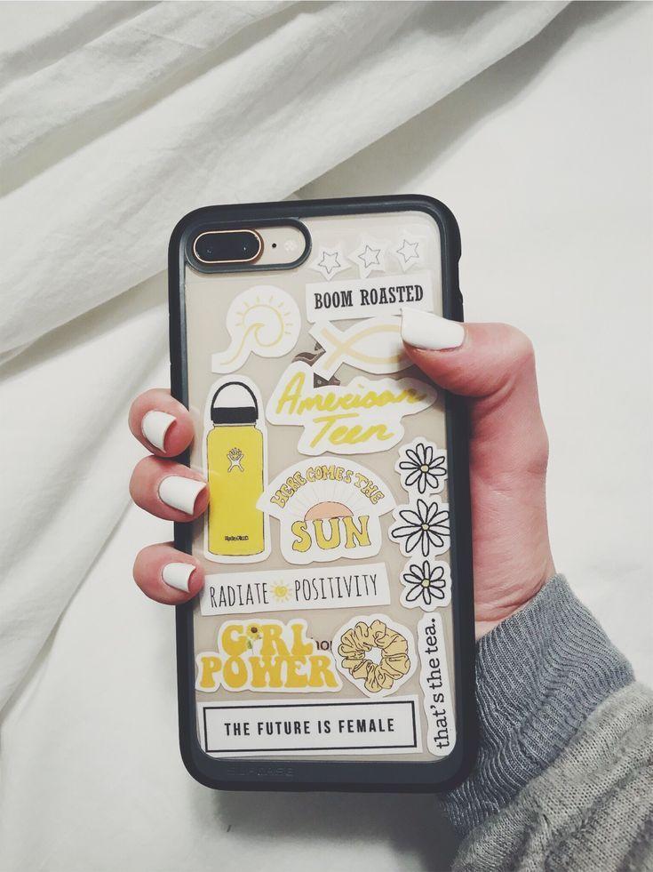 Aufklebertelefonkasten !! vsco maggie makosiej – #Case #maggiemakosiej #PHONE #phone …   – Stickers