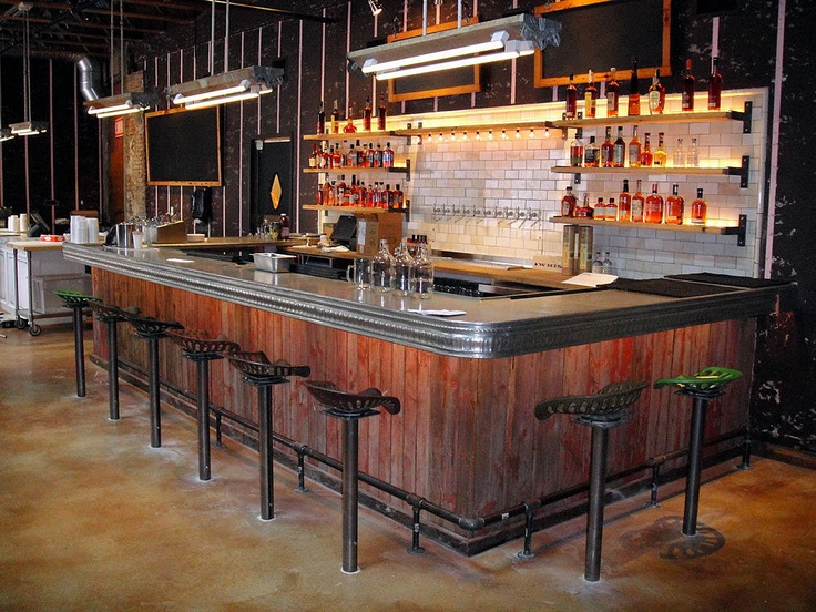136 best Bar Designs and Layouts images on Pinterest | Cafes ...