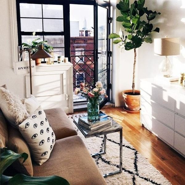 urban living room. If You feel cramped while living in tiny space  simply need changes that could be applied at everyone s home We have 5 proven tips try 204 best Small Spaces images on Pinterest spaces Live and