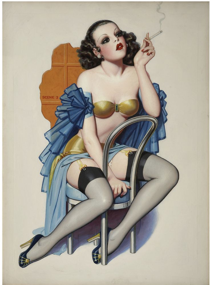 Enoch BOLLESBolles Pinup, Enoch Bolles, Vintagepinup Girls, Pinup Artists, Vintage Pin, Pin Up Art, Enoch Boling, Pin Up Girls, Bolles 1937