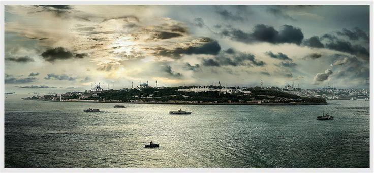 İSTANBUL FOTOĞRAFLARI - İstanbul'u Seyret