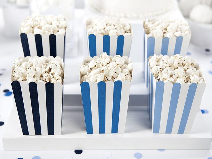 Popcornboxar dessertbord