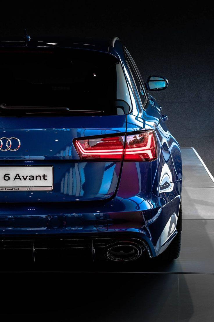 High Performance Audi RS 6 Avant