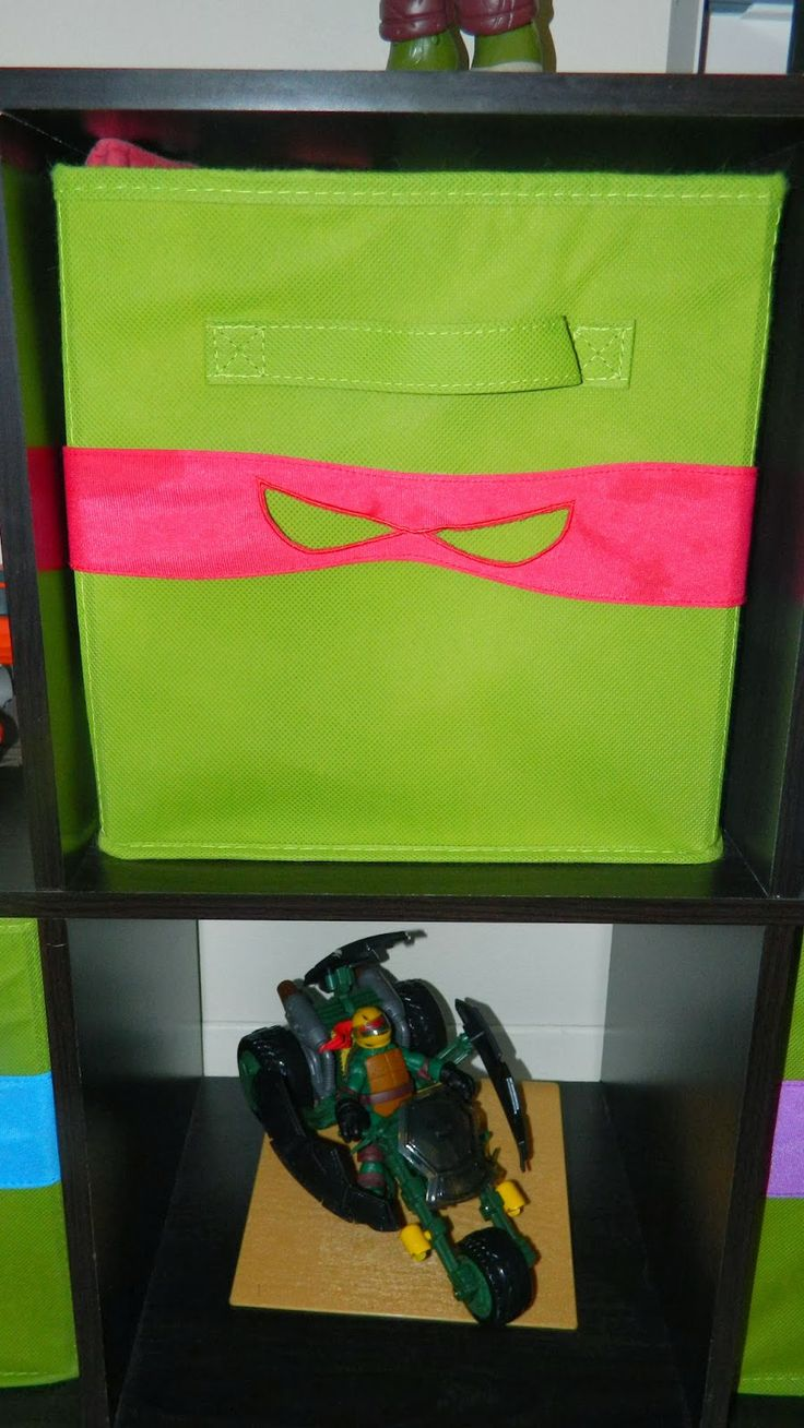 simple ways to turn your room into a tmnt room