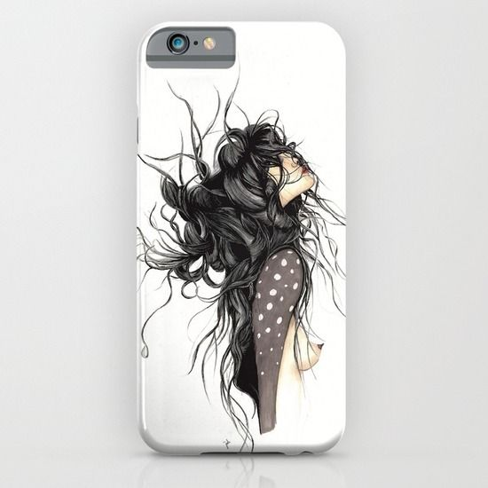 wind iPhone & iPod Case by Naja - $35.00