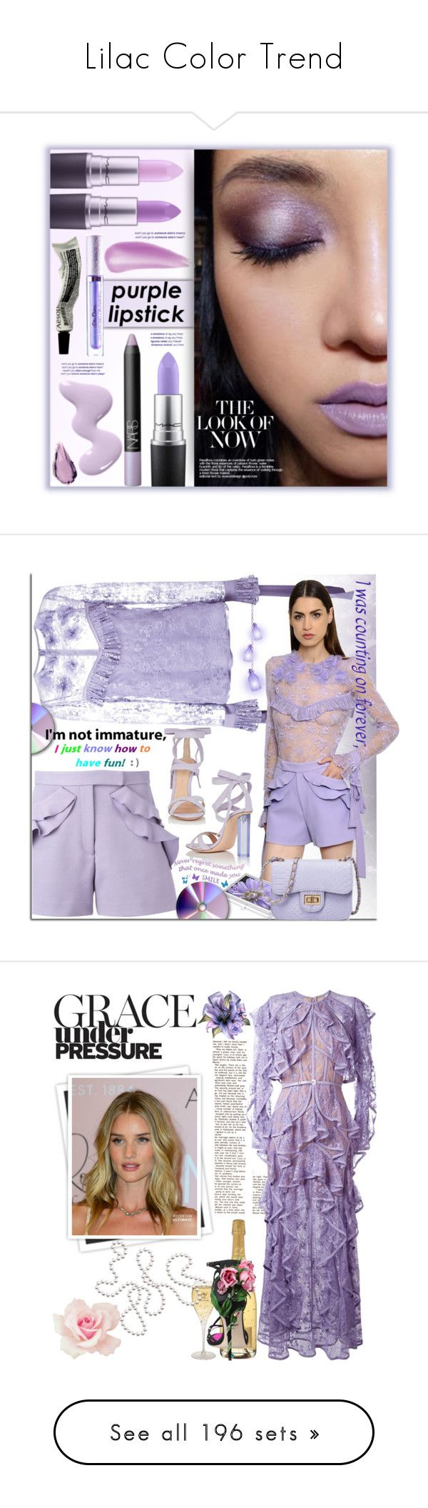 lilac color trend by yours styling best friend liked on