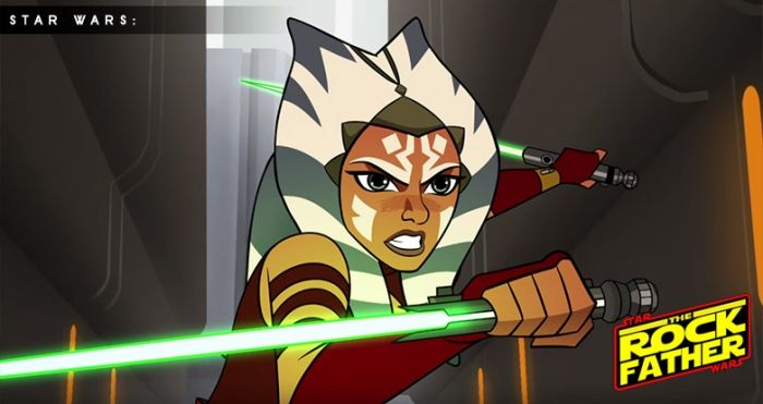 Star Wars Updates: Forces of Destiny, Rebels and More... via @therockfather