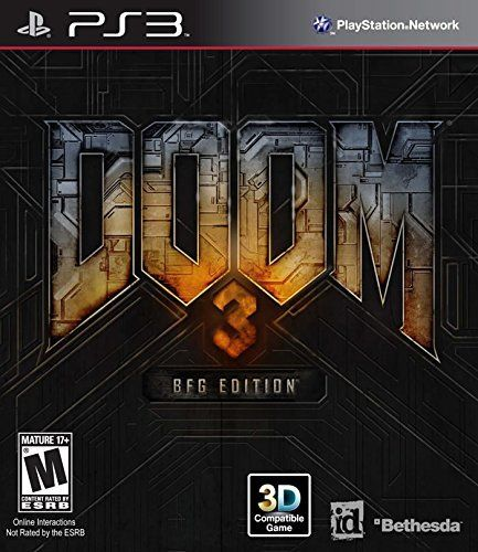 Doom 3 BFG Edition  Playstation 3 by Bethesda *** Check this awesome product by going to the link at the image. Note:It is Affiliate Link to Amazon.