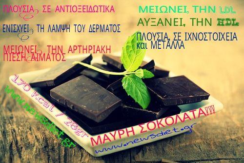 Dark chocolate!!!!