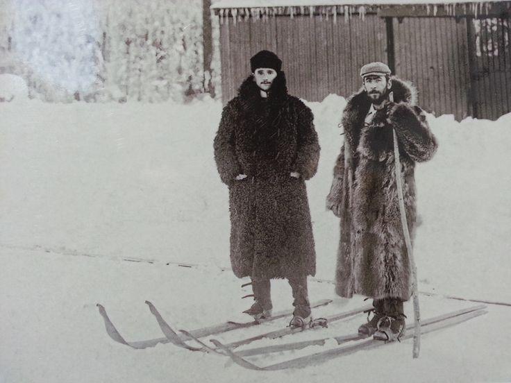 ski history | Revelstoke Mountain Resort Photo: 'Revelstoke Ski History' by Jean ...