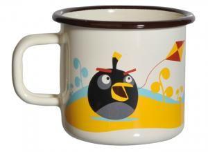 Angry Birds Emalimuki / Angry Birds Enamel Mug, Kites #Muurla