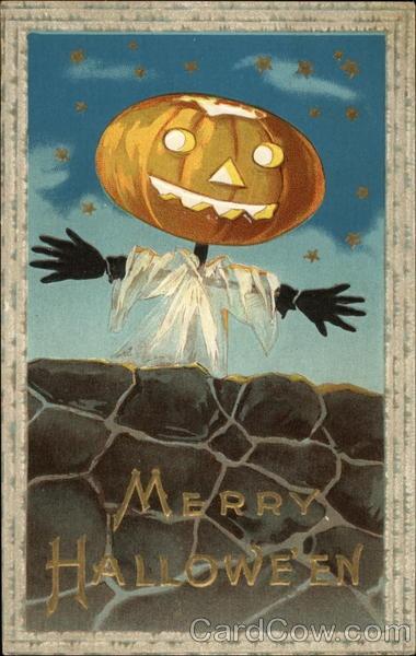 Vintage ~~ postcard