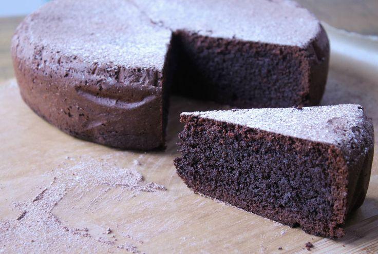 Gluten, nut & dairy free chocolate cake - http://chelseawinter.co.nz/gluten-nut-dairy-free-chocolate-cake/