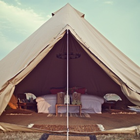 Glamping by Wildernest - styled by My Waiheke Wedding