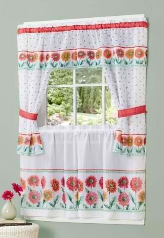 1000 Images About Kitchen Curtains On Pinterest Apples