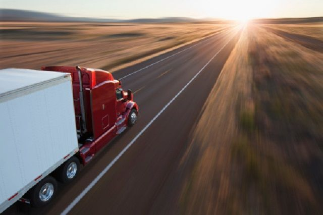 The United States Department of Transportation (DOT) regulates the number of hours a truck driver may drive per day and how often they drive.