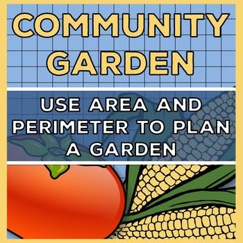 Best 25 area and perimeter formulas ideas on pinterest formula area and perimeter using area and perimeter to plan a garden 43 fandeluxe Choice Image