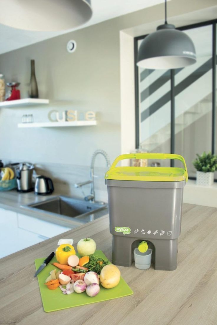 Composting your waste in an apartmentapartment