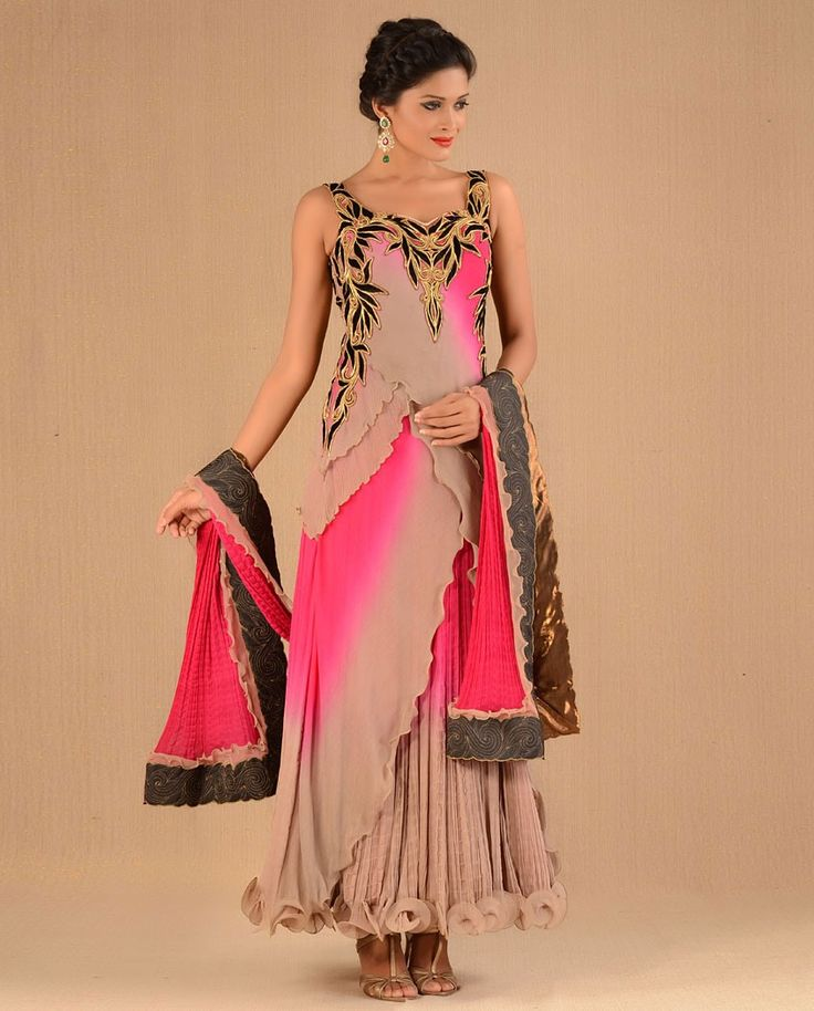 Siren Cocktail Suit - By Expressionist by Jaspreet | Exclusively.in