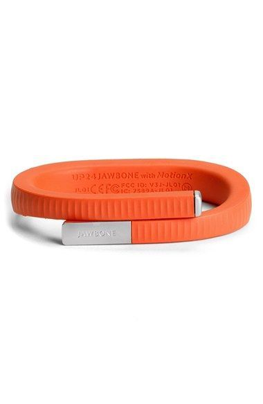 Jawbone 'UP24®️️' Fitness Wristband available at #Nordstrom They come in 5 different colors! I want the Navy Blue and I am going to get my Sister one in the Navy Blue!