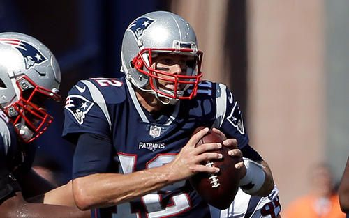 Highlight: Tom Brady floats a beautiful ball to Chris Hogan and Hogan speeds to the end zone for 47-yard TD