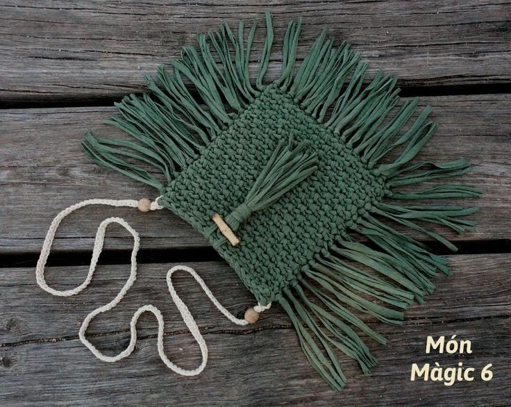 Modelo: BOHO GREEN   www.monmagic6.com
