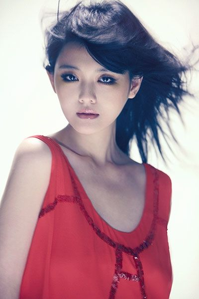 Da S(Barbie Hsu) - Taiwan beautiful actress