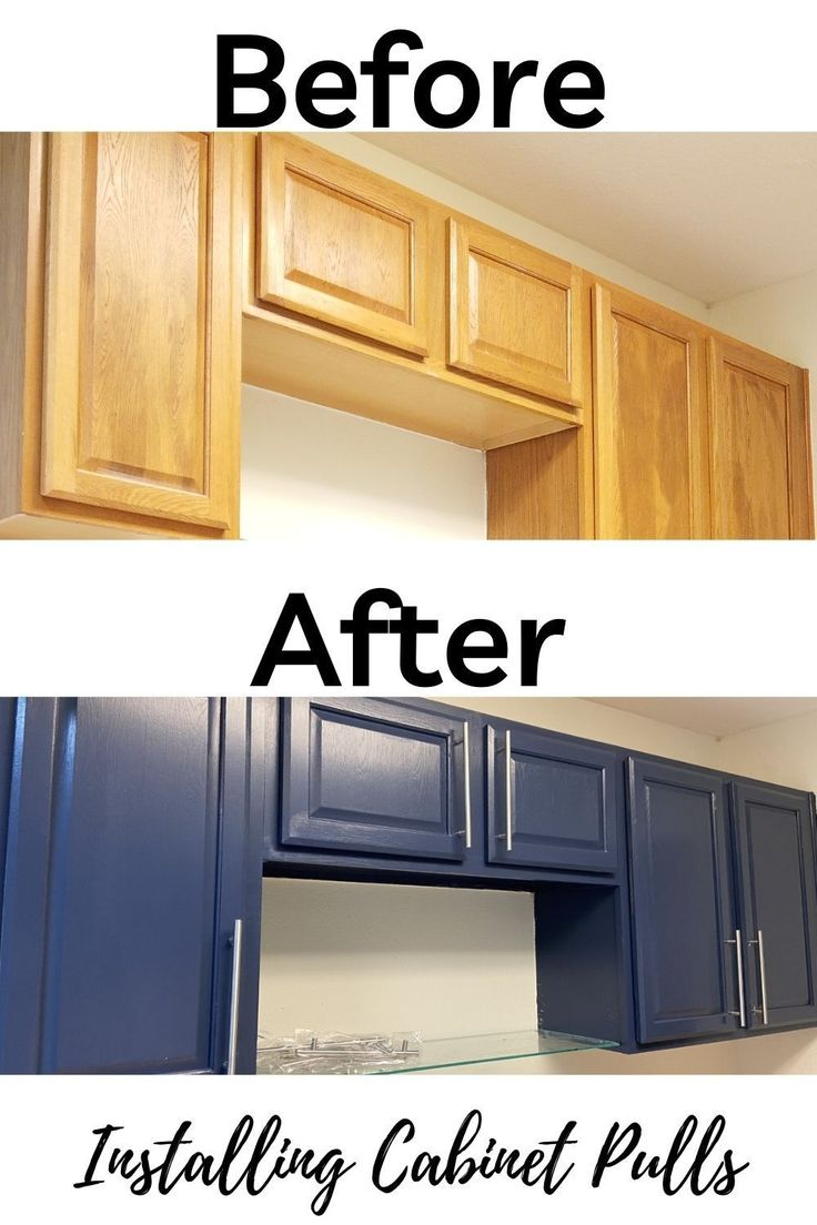 Mistakes to Avoid when You Install Kitchen Cabinet Pulls ...
