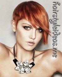 .: Red Hairs, Hairs Cut, Color, Shorts Haircuts, Beauty, Wigs, Shorts Cut, Shorts Hairs Styles, Shorts Hairstyles