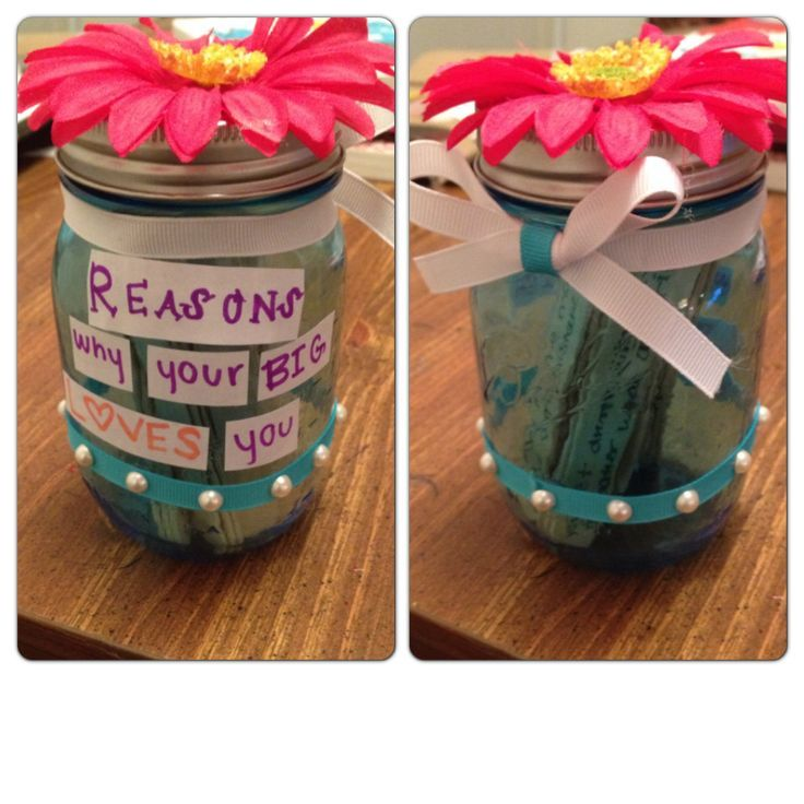 17 best ideas about big little gifts on pinterest for Sorority crafts for little