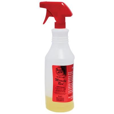 Rock N Roll Miracle Red Spray Bottle Bio-Degreaser 3-in-1 32oz