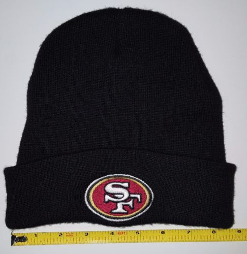 NFL San Francisco 49ers Beanie skull cap Football Hat