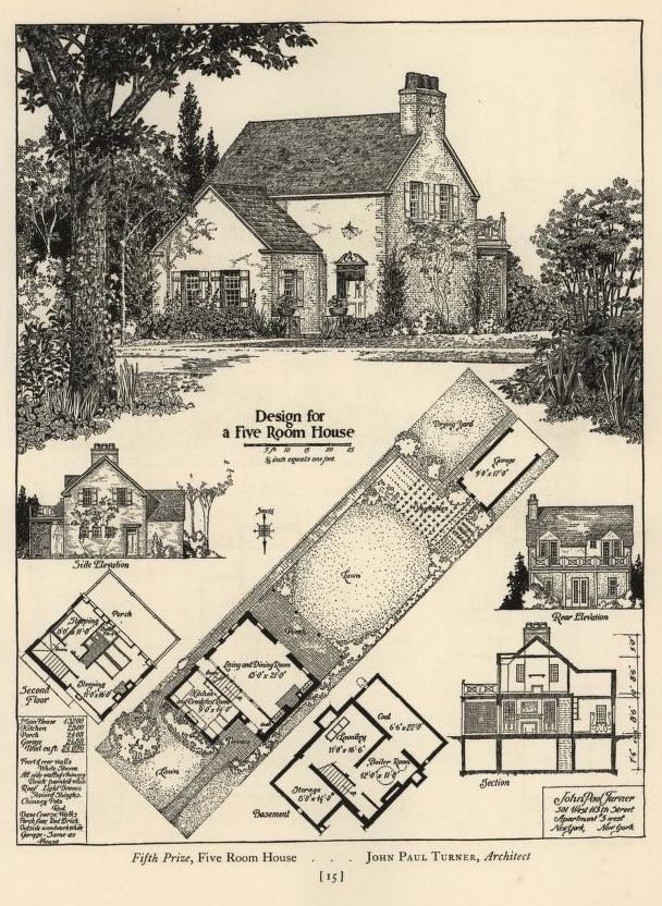 Chicago Tribune Book of Homes, 1929. From the Association for Preservation Technology (APT) - Building Technology Heritage Library, an online archive of period architectural trade catalogs. It contains thousands of catalogs. Select your material and become an architectural time traveler as you flip through the pages.