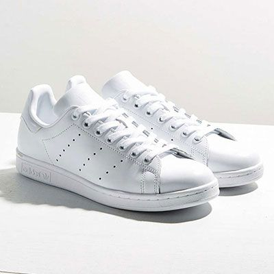 adidas Originals Stan Smith Eco Sneaker, adidas white sneakers, adidas all white…