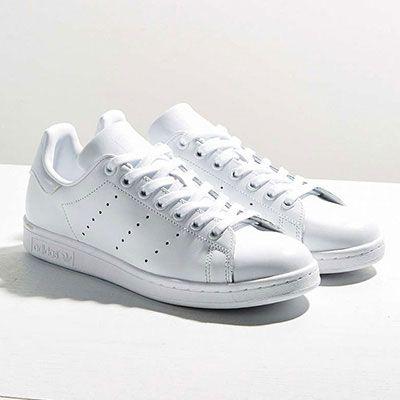 adidas Originals Stan Smith Eco Sneaker, adidas white sneakers, adidas all white…
