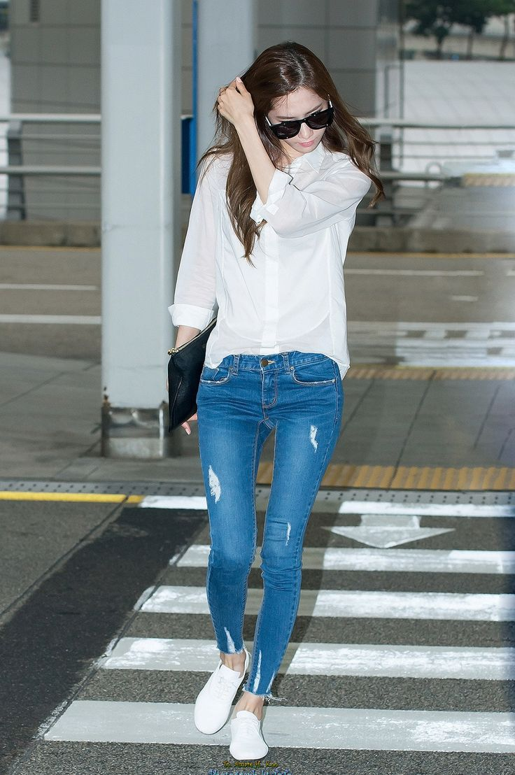 K Airport Fashion Photo Possible Outfit Pinterest